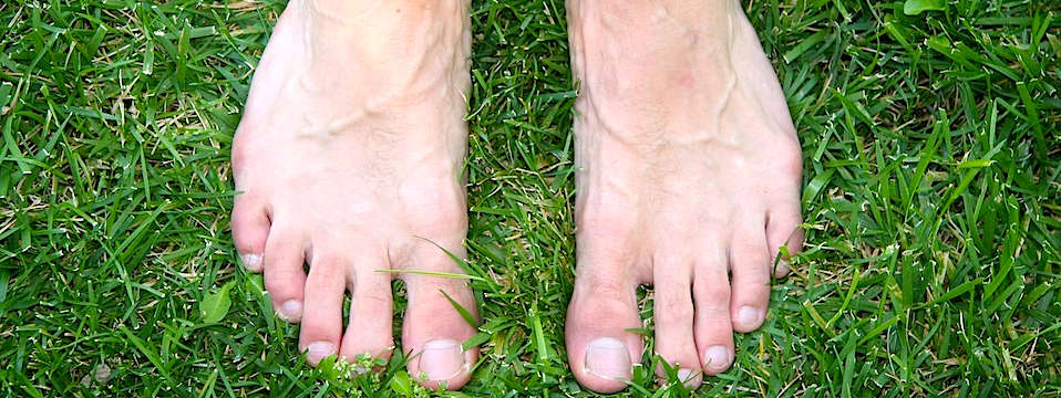 Feet-on-Grass